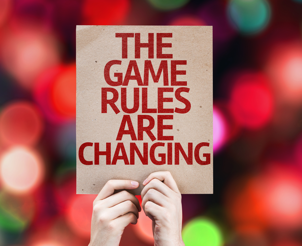 Sign: The Game Rules Are Changing